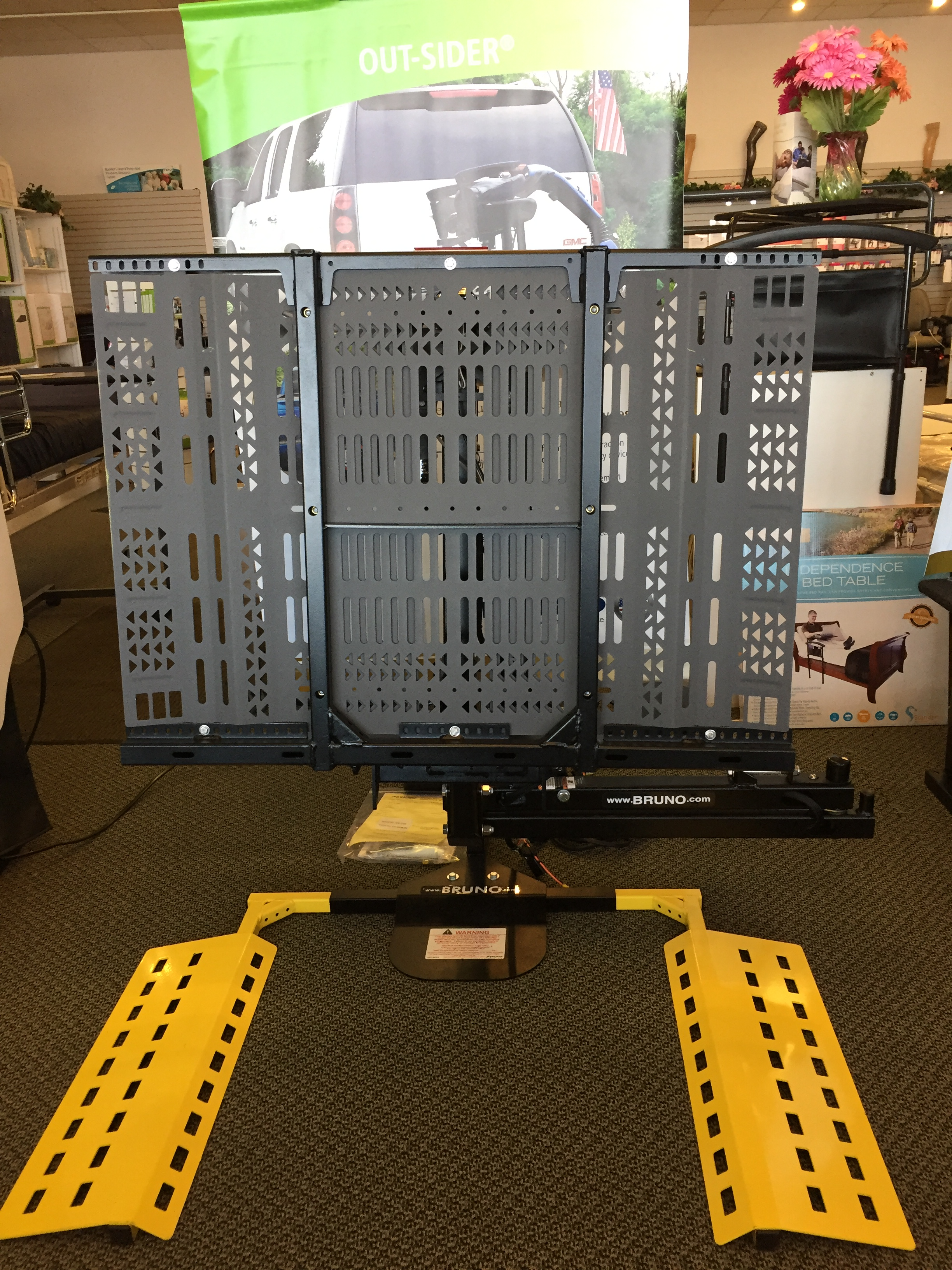 Mediequip Auto Lifts Amp Ramps