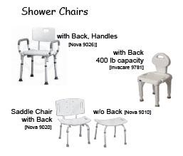 showerchairs